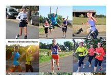 Destination Racers / Our own adventure seeking runners