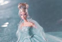 My Barbie Collection / Barbie Collectibles dolls