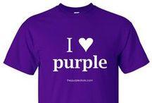 All Things Purple!