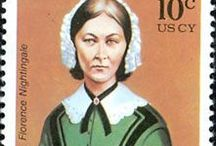 "Nursing History - Florence Nightingale / ""For we who nurse, our nursing is something which, unless we are making progress every year, every month, every week, we are going back. No system shall endure which does not march."""