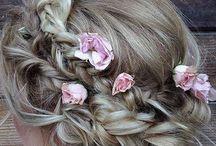 Peinados para bodas / Peinados naturales