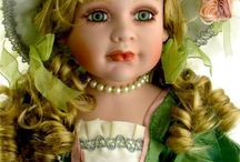 DOlls. So SWEET / by Nancy Orend