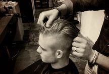 Cool men's haircuts! / Different nice hairstyles for men!