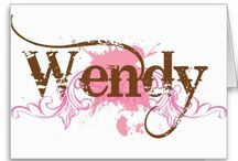 Wendy / It's all about Wendy