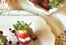 DOLCI, DESSERT E LECCORNIE / Ricette di facile preparazione ma particolari e gustose