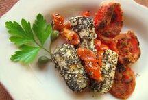 SECONDI PIATTI DI PESCE / Ricette di facile preparazione ma particolari e gustose