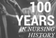 "100 Years in Nursing History: 1915-2015 / Beginning October 2015, The Bates Center will hold a special exhibit entitled ""100 Years in Nursing History: 1915-2015"" Part of Archives Month 2015. please visit www.nursing.upenn.edu/history for more information."