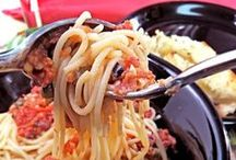 PASTA Perfection / Pasta, pasta...and more pasta