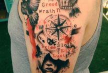 "Tattoo ideas / Fck'in ""Body Arts"".."