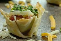 APPETIZERS Galore / Fun foods to get the party started!!
