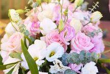 Pink Wedding Centerpieces / Pink Wedding Centerpieces - My Wedding Flowers Portugal