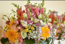 Orange Wedding Centerpieces / Orange Wedding Centerpieces - My Wedding Flowers Portugal