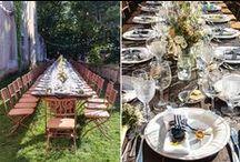 Wild & Rustic Wedding Centerpieces - My Wedding Flowers Portugal / Rustic Wedding Centerpieces - My Wedding Flowers Portugal