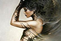 (f) fantasy woman