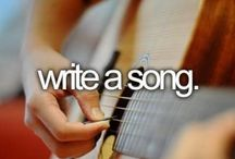 bucket list / To do before I die
