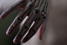 • AHS | Murder House • / American Horror Story: Murder House moodboard (blood tw)