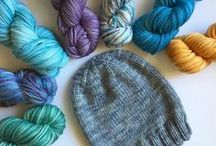 Yarn & Knit Loves / Some of my favourite knitting patterns and yarns.