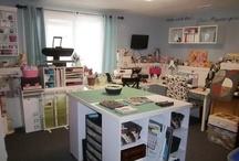 My Craft Room / by Mallika Golz