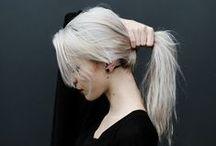 hair i'd dye for / by Cassandra Niki