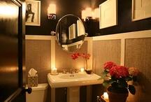 Bathroom / by GirlyMeetsCurly