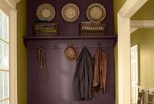 Hallway / by GirlyMeetsCurly