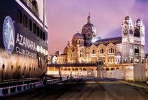Azamara Buzz / Keep up with exciting news about Azamara Club Cruises! / by Azamara Club Cruises