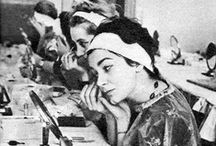 War Paint / Adding color, temporarily or permanently. / by Rosa Friedman