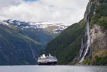 Bucket List Vacation: Cruising The Norwegian Fjords / Cruising through the Norwegian Fjords with Azamara Club Cruises is the experience of a lifetime. / by Azamara Club Cruises