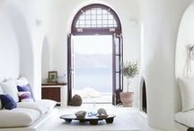 Greek by Design / Anything and Everything Greek! Photos of Greece, Greek Inspired Designs, Greek Interiors/Architecture.