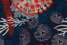Pattern, Textiles & Wallpaper