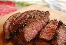 Pork and Beef Recipes / Recipes with beef and pork