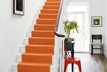 Orange you Glad? / Orange you glad you added a little color to your life? Images of how orange can zest up that space of yours!