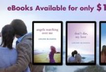 Romance eBooks / Classic, heart-wrenching romance novels by bestselling author Lurlene McDaniel. / by Random House Children's Books