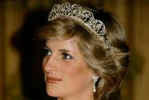 Diana, Princess of Wales / A collection of photographs from 1980-1997 of the most photographed woman in the world. / by Sue