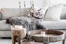 Inspiratie   Interieur styling / Tips voor een warm en gezellig huis.