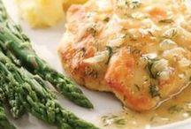[Chicken] Dinner Ideas  / by chelsea steffen