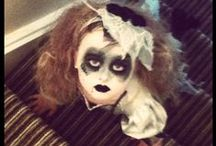 Halloween Chills / by Donna Lee Macedo-Pilitz
