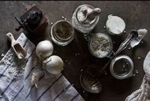 | Food | Dark • Savory