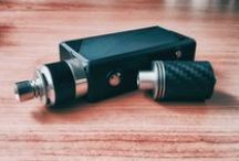 Mods and Atomizers / Mods and attys - all shapes and sizes