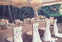 Wedding Decor / | Flowers, layouts and accessories for ceremony and reception venues. |