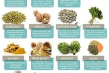 Infographics gezondheid / infographics health  gezondheid