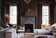 Fireplaces / Fireplaces : raccolta di Camini esterni e interni