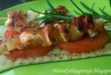 Grillowane / Potrawy z patelni do grilla