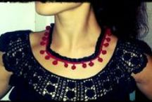 handmade / #handmade #accessories #clothes #necklace #bracelets #earrings #processing #corrections
