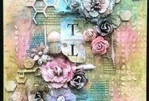 Art - Lindy's Stamp Gang