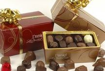 Daniel's Everyday Boxes / Boxes of assorted Belgian Chocolate