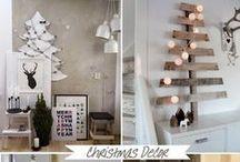 Christmas Decor / Tutto quello che riguarda il Natale. L'atmosfera e gli addobbi