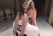 hair..! / #hair #beauty #girls
