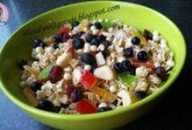 Granola i Muesli / Zdrowe śniadanie