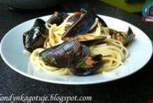 Owoce Morza / Przepisy na dania z owocami morza